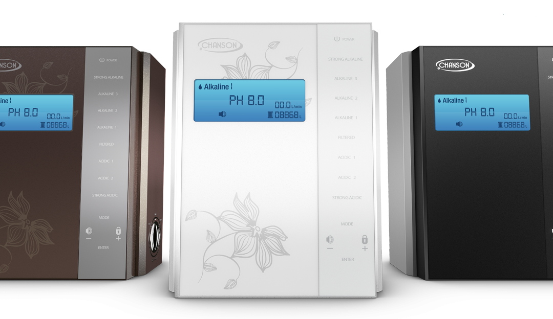 Chanson Water - Chanson Alkaline Water Machines