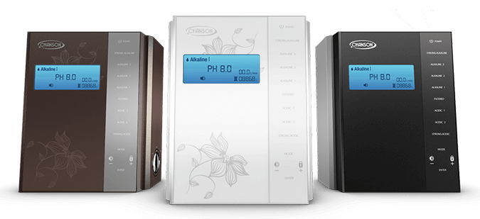 Chanson Alkaline Water Machines
