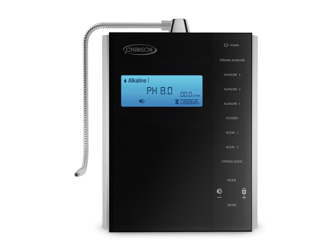 Chanson Miracle M.A.X. (7-Plate Counter-Top)
